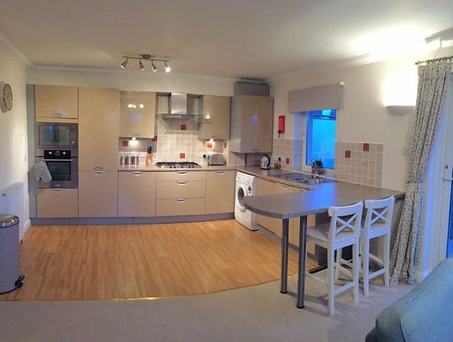 Old Bar Apartment, Nairn - Nairn - Apartamento