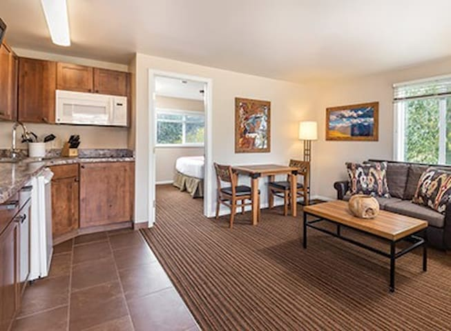 One-Bedroom Condo at WorldMark Estes Park