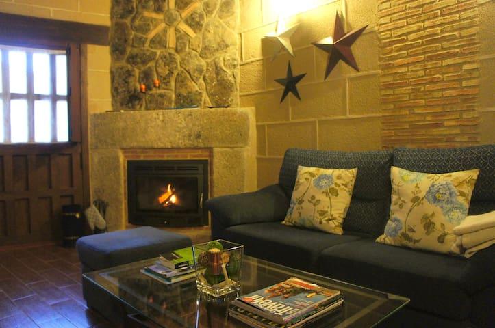 Casa Estrela - San Martín de Trevejo - Dom