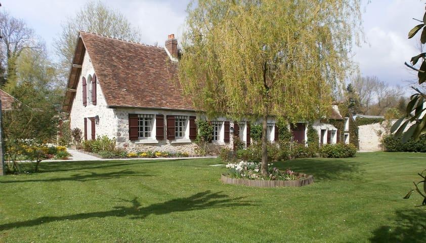 Gîte calme proche Vaux-Le-Vicomte - Andrezel - Apartemen berlayanan