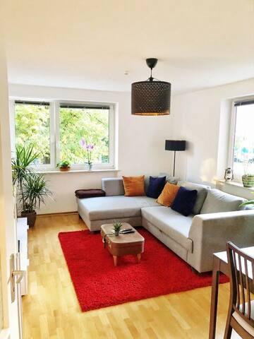 Großzügige 3-Zimmer-Wohnung nahe Olympiapark