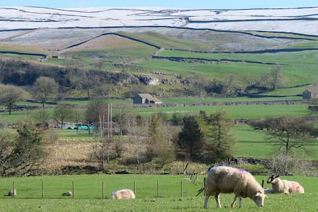 Studio apartment in the Yorkshire Dales