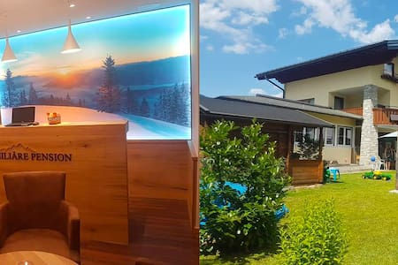 Single room with breakfast *** PENSION OBERAUER