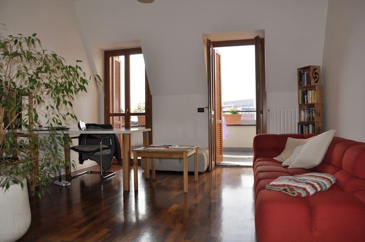 Delizioso e luminosissimo attico - Milano - Apartment