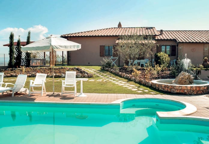 Renovated Suite Amidst The Olive Groves