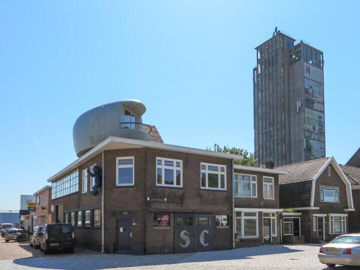 Unieke overnachting in Deventer