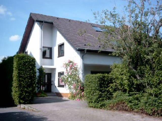Ferienwohnung westlich von Heidelberg - Eppelheim - Wohnung
