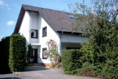 Ferienwohnung westlich von Heidelberg - Eppelheim - 아파트