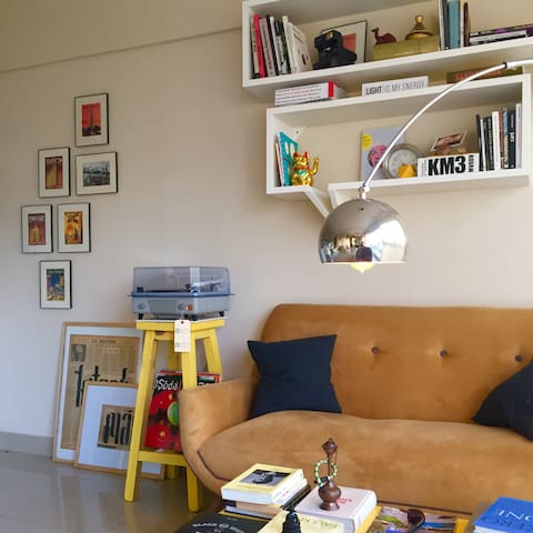 Cozy and modern loft in sunny Palermo Hollywood - Buenos Aires - Appartamento