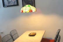 Dining room / Comedor