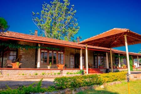 Sheikalmudi Bungalows - A Colonial Abode