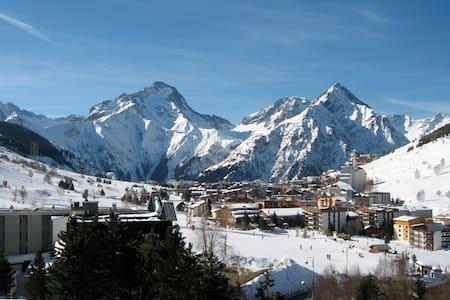 Studio 4 personnes, Les Deux Alpes - Mont-de-Lans