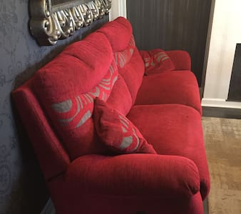 An absolutely comfortable sofa-bed for 2 people - Birmingham