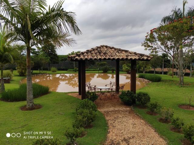 Refúgio sítio São João - Uma casa inteira