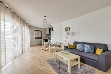 Bel appartement de 53m² (T2) à Villepinte