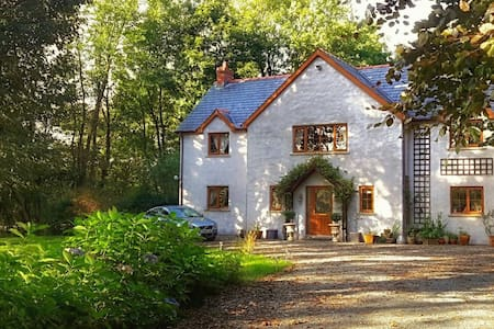 Tranquil country house B&B in North Pembrokeshire - Wolf's Castle - Bed & Breakfast