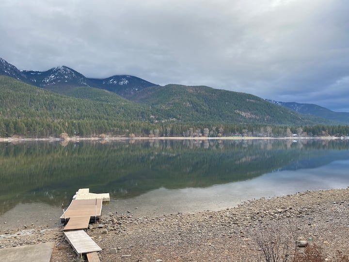 Lake Blaine Family Retreat