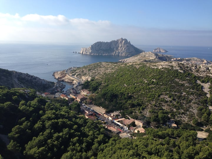 La Maison des Calanques, ParcNationaldesCalanques