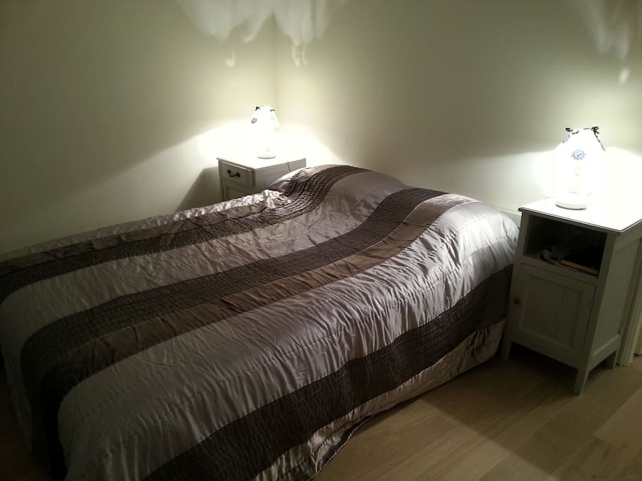 lit 2 places chambre 1