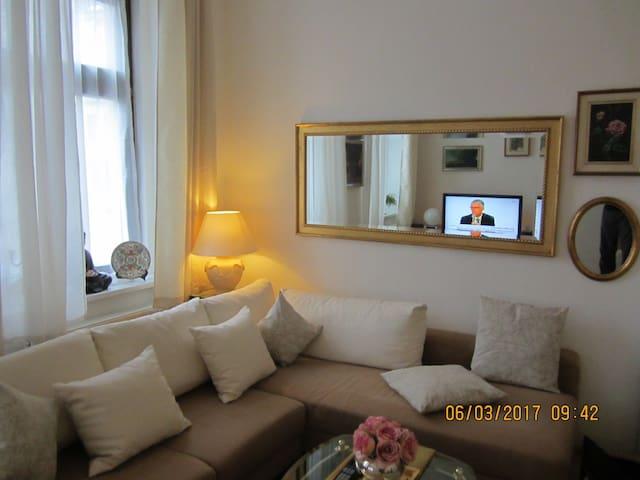 Wunderschöne 3 Zimmerwohnung / Suite in Toplage. - Görlitz - Apartemen