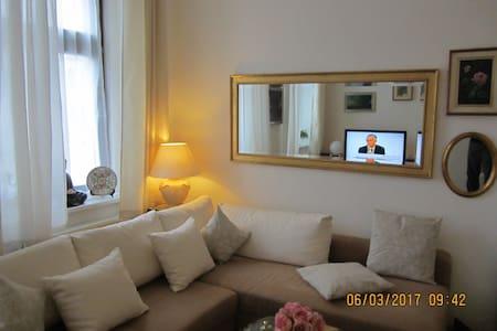 Wunderschöne 3 Zimmerwohnung / Suite in Toplage. - Görlitz - Apartment