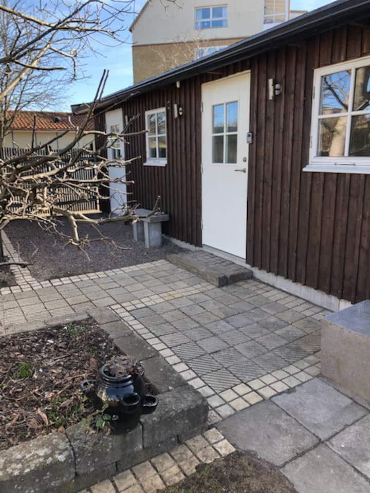 Ny Gäststuga centralt i Helsingborg