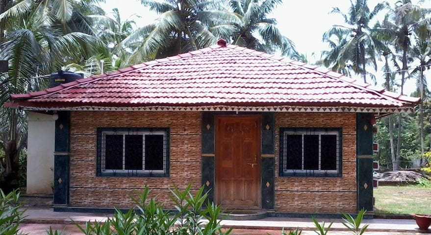 janaki home stay - Mithbav - Villa