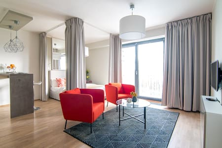 Your Prague delightful studio + free parking - Prague - Apartmen