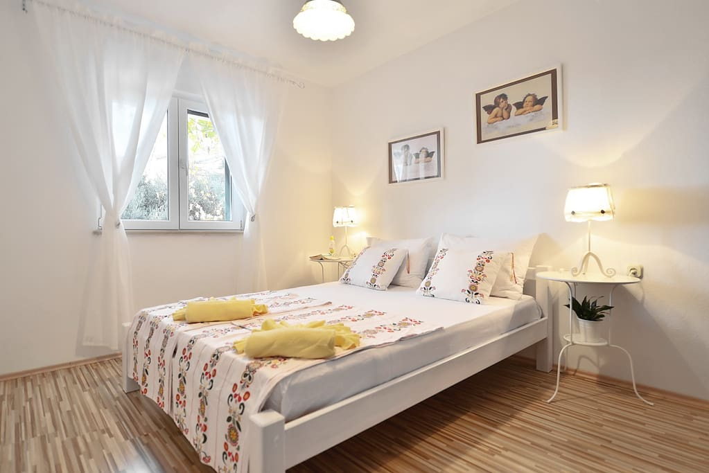 Apartment 4+2 (for 4-6 persons) - bedroom 1