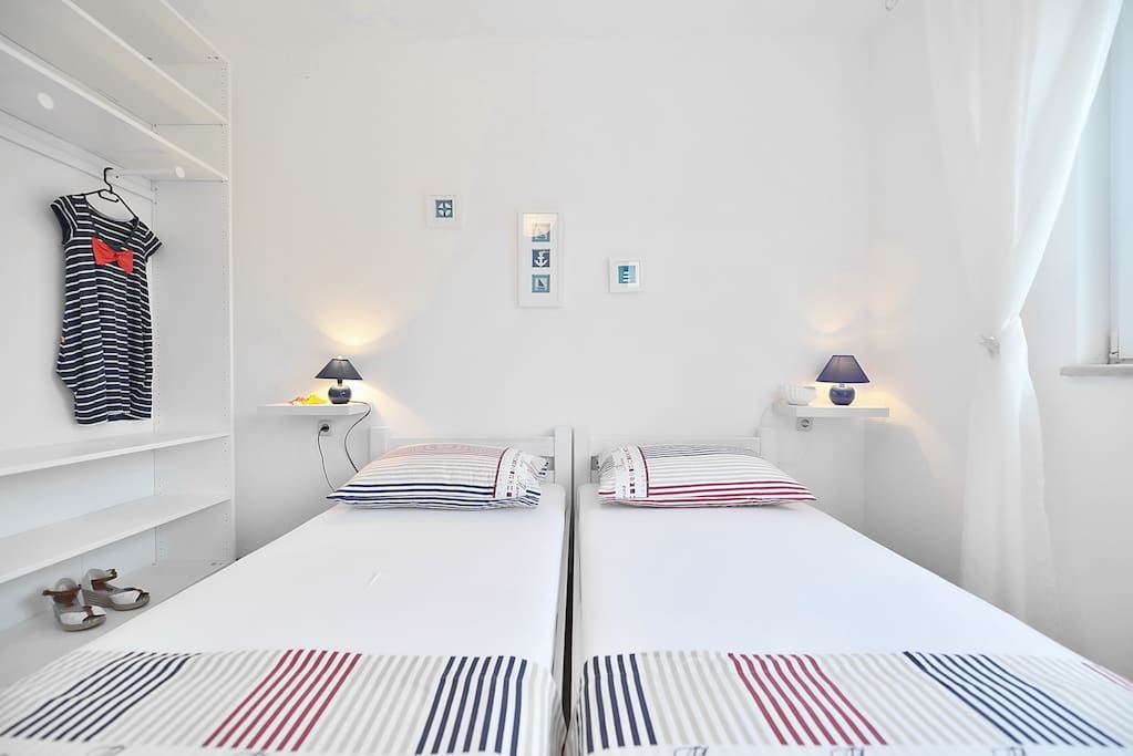 Apartment 4+2 (for 4-6 persons) - bedroom 2
