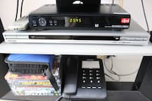 With Landline to contact local numbers.