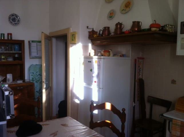 Nice apartment in charming village - Rocca San Casciano - Apartamento