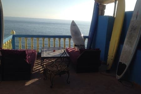 Taghazout guest house 3rooms/terase - Taghazout - Wohnung