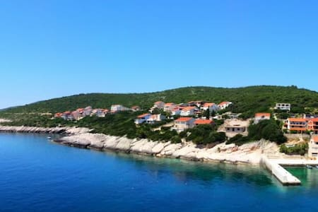 Charming apartment, 30m to the sea - Korčula