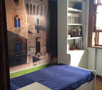 Single Room #2 in historical centre (with kitchen) - Mantova - House - 2
