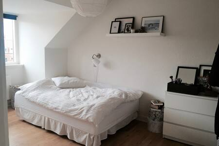 Cozy apartment 2 km from downtown. - Aarhus