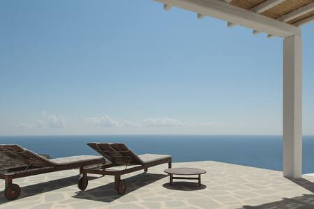 House Folegandros amazing sea view - Folegandros - Ev