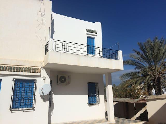 Belle maison au cœur de Djerba - Houmt Souk - Casa