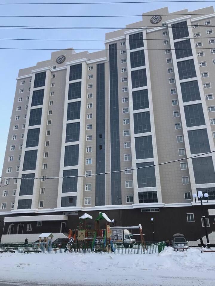 Уютная квартира в Якутске