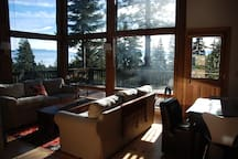 Tahoe City Lake View MCM House