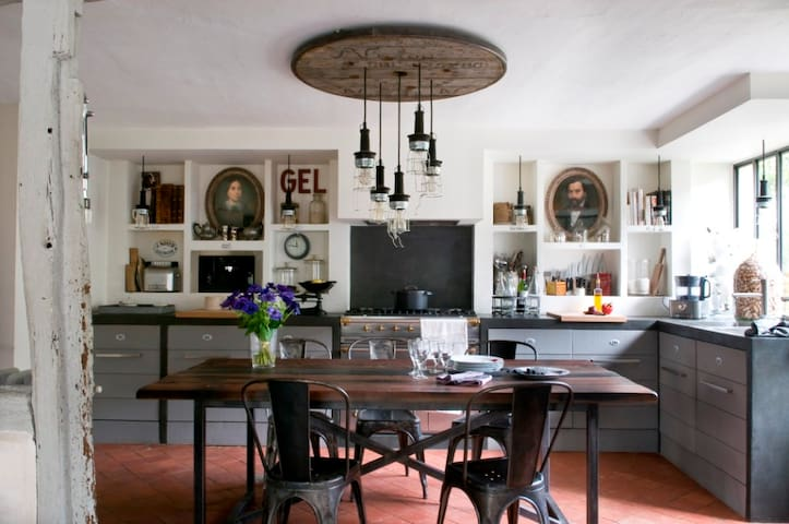 Maison de charme à 25 mn de Paris - Orgeval - Dům