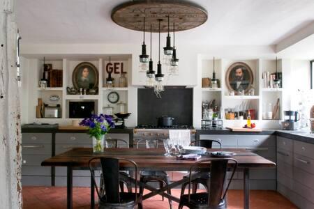 Maison de charme à 25 mn de Paris - Orgeval - House