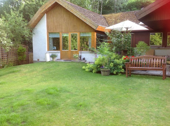 Self catering apartment in Banchory - Banchory