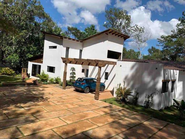 Villa Stella Maris NEW built comfort, pool & sauna