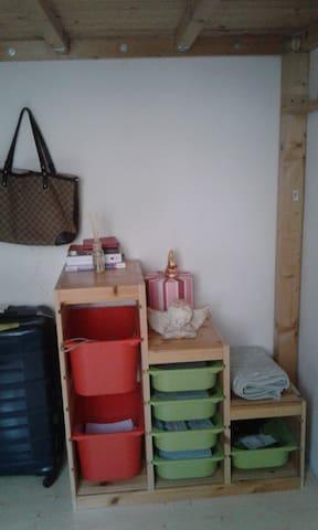Little Paris Room in Vienna - Vienna - Casa