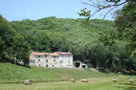 Gite campagne pleine nature 2/4pers - Courniou - Haus
