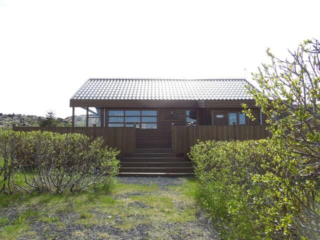 Cozy cottage in Arnarstapi