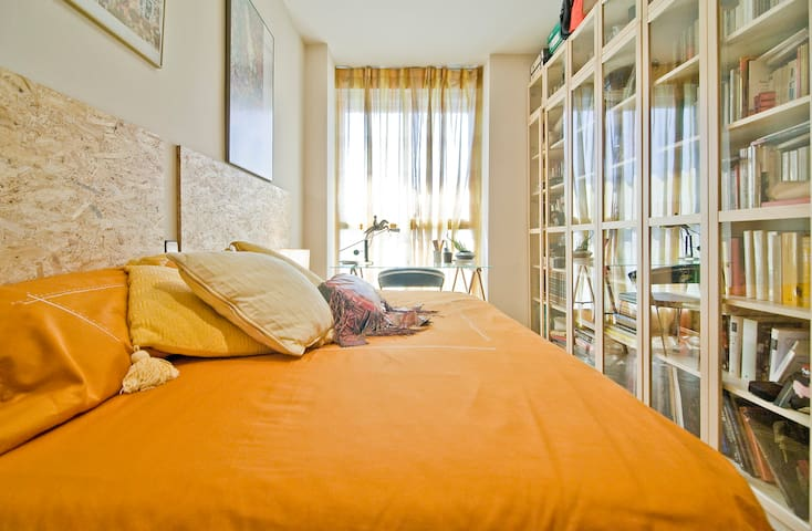 Room in penthouse in Madrid's heart - Madrid - Appartement