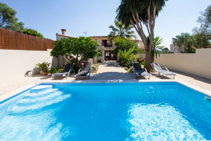 Riannie - 3 Bedrooms , Private Swimming pool - Ariany - House