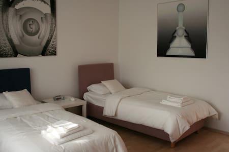 Two single bed bedroom - Grabrovnik - House